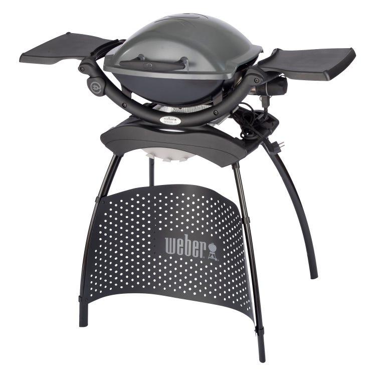 Barbecue électrique Weber Q1400 +pied - Saint Denis (93)