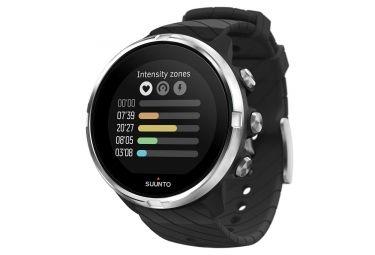 Montre GPS Sunnto 9 - Argent / Noir
