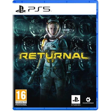 [Précommande] Jeu Returnal sur PS5 (+15€ sur le compte fidélité pour les adhérents)