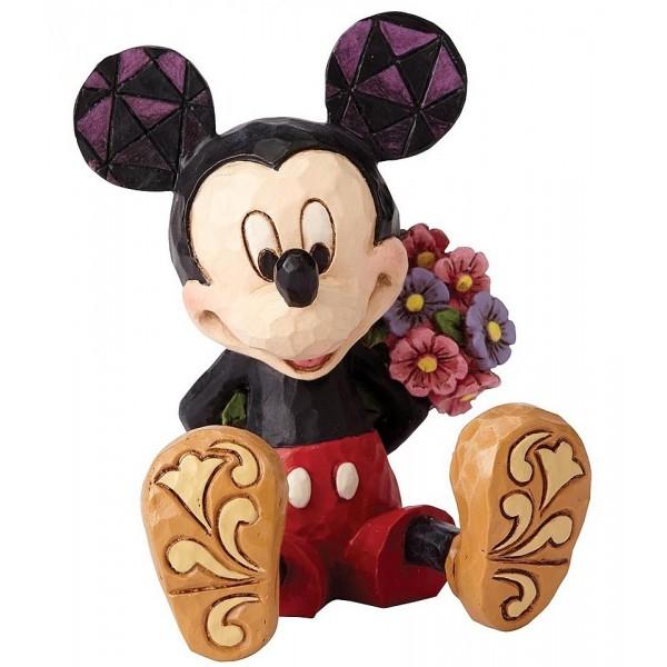 Sélection de figurines Disney collection - Ex: Figurine DISNEY Traditions MINI (cadeaucity.com)