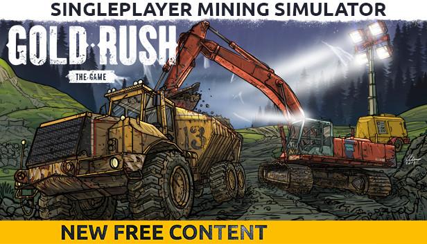 Gold Rush: The Game sur PC (Dématérialisé)