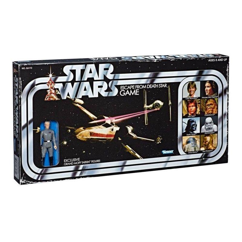 Jeu de société Kenner Star Wars - Escape from the Death Star (Morlaix - 29)