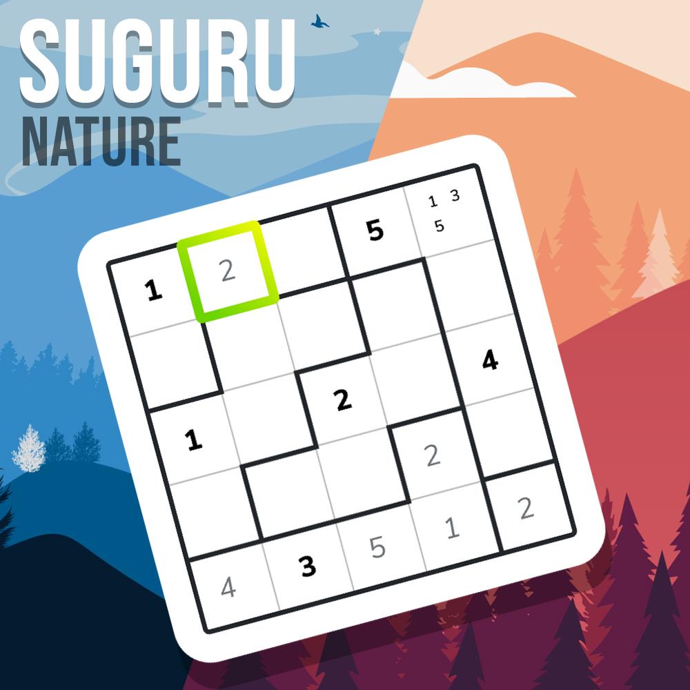 Suguru Nature sur Nintendo Switch (Dématérialisé)