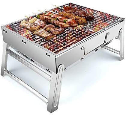 Barbecue à charbon transportable Uttora (Via coupon - Vendeur tiers)