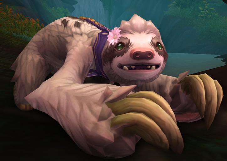 Mascotte Daisy gratuite sur World of Warcraft (Dématérialisée)