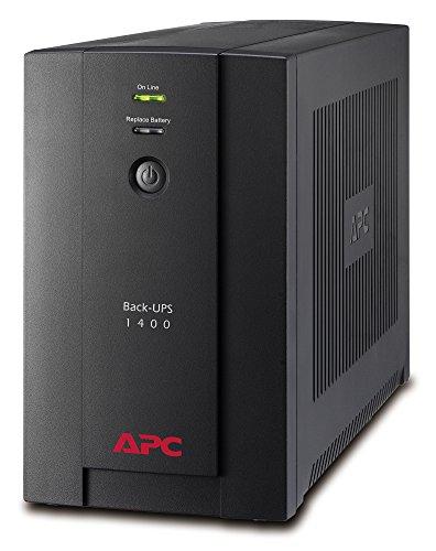 Onduleur line-interactive APC UPS BX1400U-FR - 700W, 4 Prises FR (Frais de port et d'importation inclus)