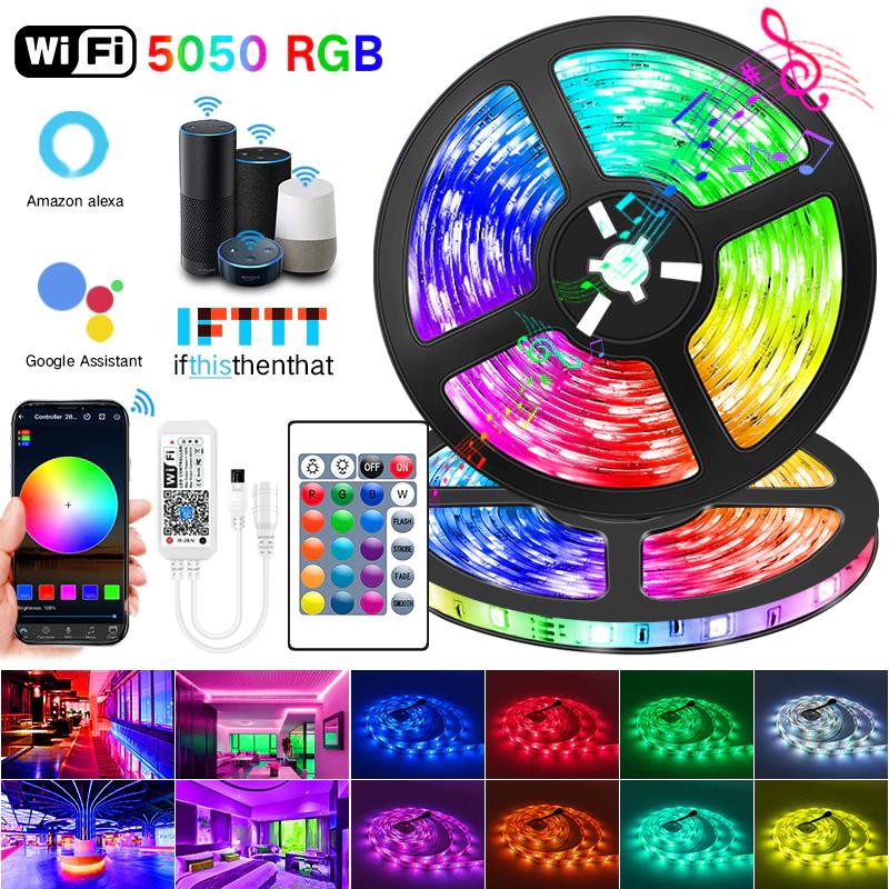 Ruban LED 2835 RGB Non Waterproof - 5m (Via coupon vendeur de 1,70€)