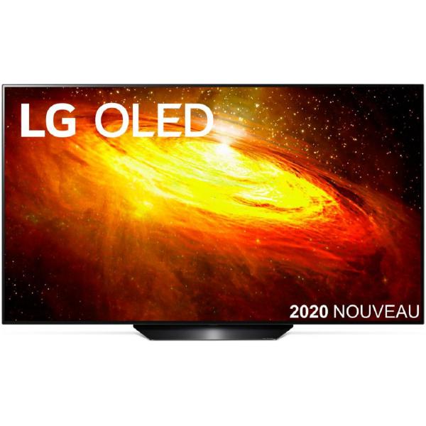 """TV OLED 55"""" LG OLED55BX6 (2020) - 4K UHD, 100 Hz, HDR10 Pro, Dolby Atmos & Vision, Smart TV (1064€ avec COUPDENVOI35)"""