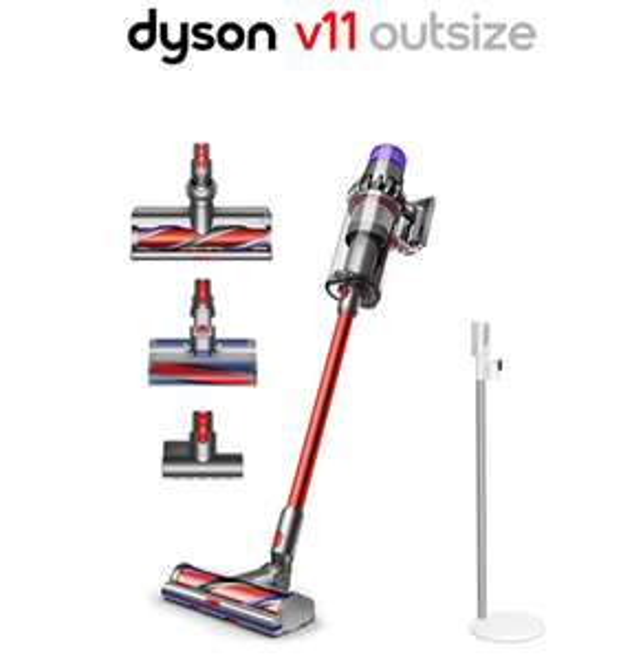 Aspirateur balai sans-fil Dyson V11 Outsize avec Station d'accueil