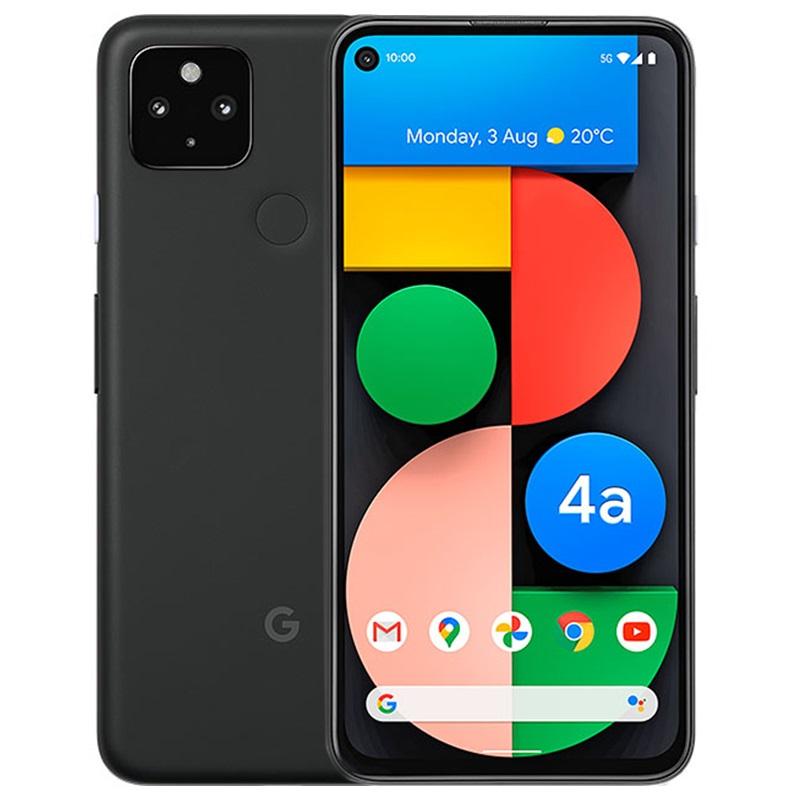 """Smartphone 6.2"""" Google Pixel 4a 5G - SnapDragon 765G, 6 Go de RAM, 128 Go (+13,47€ en Rakuten Points)"""