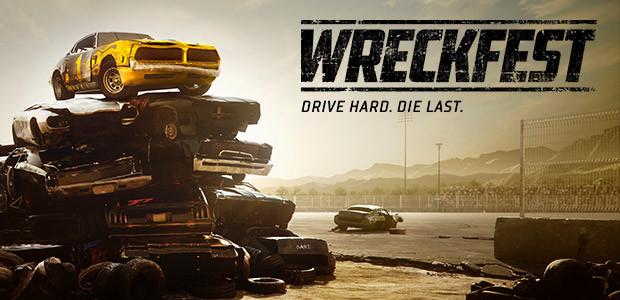 Wreckfest sur PC (Dématérialisé - Steam)