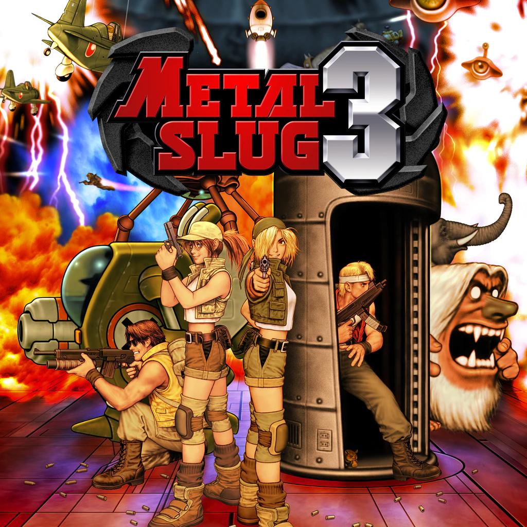 Sélection de jeux vidéo SNK en promotion - Ex : Metal Slug 3 à 1.49€ sur PC (Dématérialisé - DRM-Free)