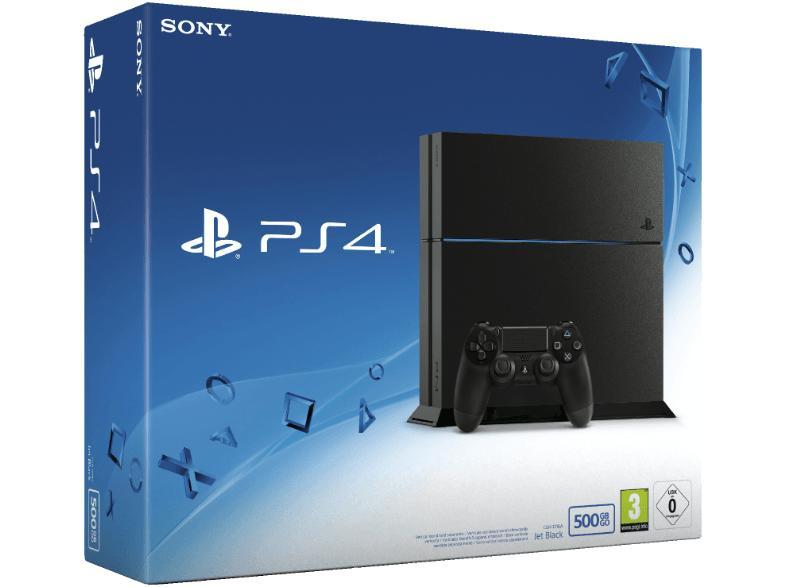 Console Sony PlayStation 4 - 500 Go (CUH-1216A)