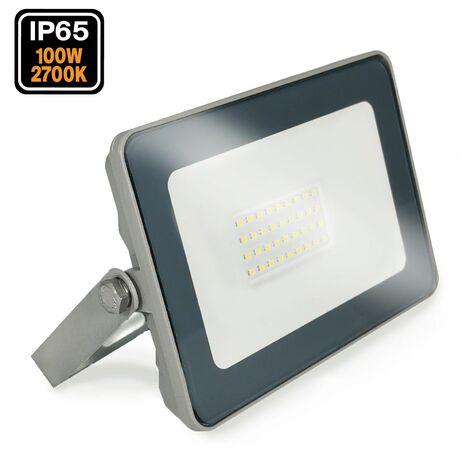 Projecteur LED ProLine - 100W, 2700K, IP 65, 8000 lumens