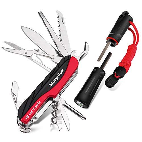 Couteau multi-fonction Morpilot (vendeur tiers - via coupon)