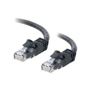 Sélection de câbles Ethernet (RJ45) en promotion - Ex : Cat6, UTP, Noir, 3m