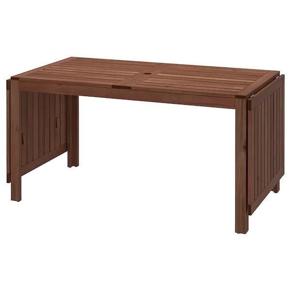 [Ikea Family] Table d'extérieur Äpplarö - 140/200/260 x 78 cm