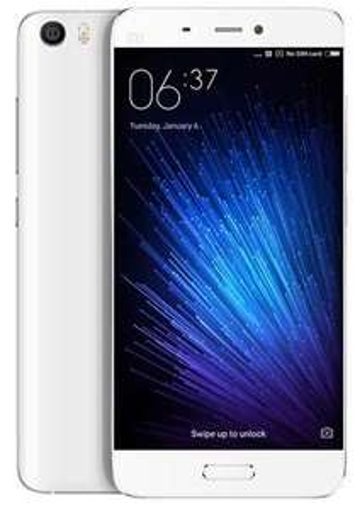 "Smartphone 5.15"" Xiaomi MI 5 blanc (3 Go de RAM, 32 Go, double-SIM)"