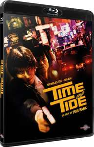 Blu-Ray Time and Tide