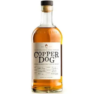 Bouteille de whisky Copper Dog - 70 cl