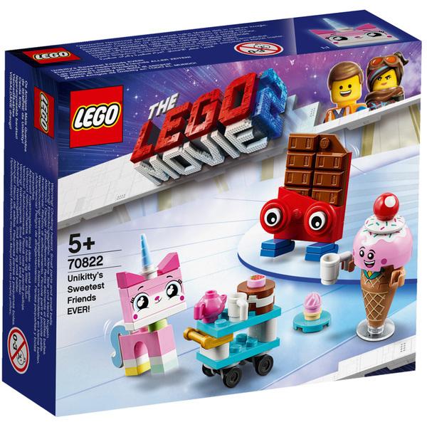 Jouet Lego Movie 2 Les meilleurs amis d'Unikitty