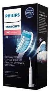 Brosse à dents électrique Philips Sonicare - différentes variétés (Via 15,33 € sur la carte fidélité)