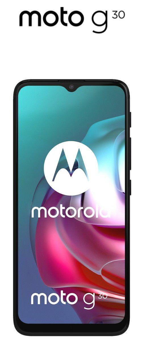 "Smartphone 6.5"" Motorola Moto g30 - 128 Go (Via Coupon)"