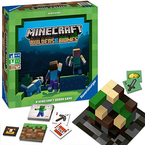 Jeu de plateau - Minecraft Builders & Biomes