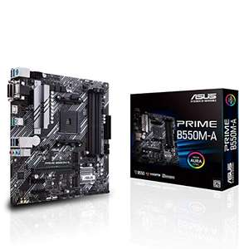Carte mère Asus Prime B550M-A - Micro ATX, AM4