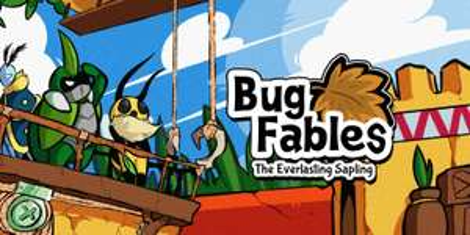 Jeu Bug Fables : The Everlasting Sapling sur Nintendo Switch (Dématérialisé)