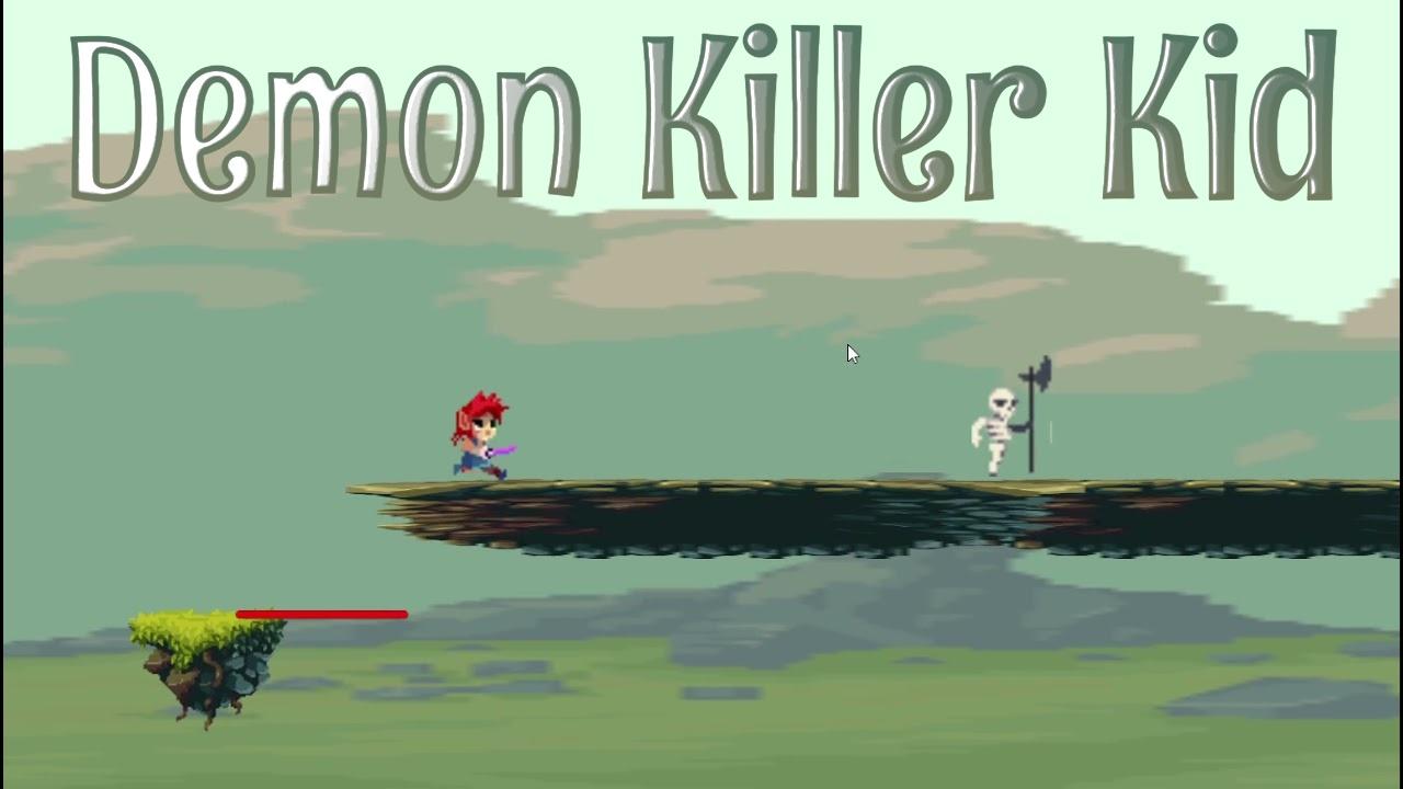 Jeu Demon Killer Kid 2D gratuit sur PC Mac & Linux (Dématérialisé - DRM-Free)