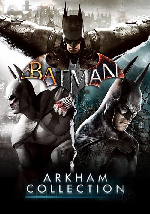 Sélection de jeux Batman sur PC en promotion - Ex : Batman: Arkham Collection à 9.99€ (Dématérialisé - Steam)