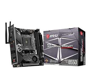 Carte mère MSI MPG B550I Gaming Edge WiFi - Mini ITX