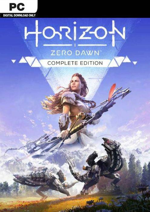 Horizon : Zero Dawn Complete Edition sur PC (Dématérialisé - Steam)