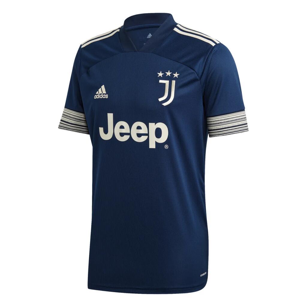 Maillot de football Adidas Juventus Extérieur 2020/21 pour Homme - Tailles XS à 2XL