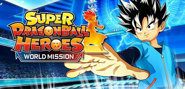 Jeu Super Dragon Ball Heroes World Mission sur PC (Dématérialisé - Steam)
