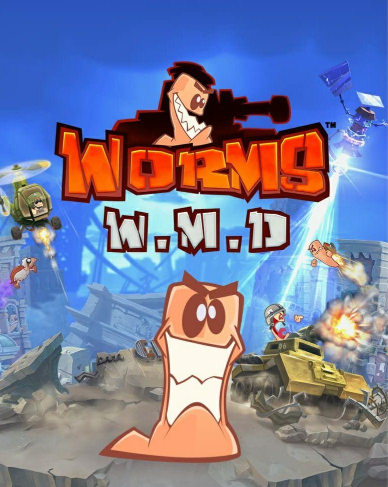 Jeu Worms W.M.D sur PC (Dématérialisé)