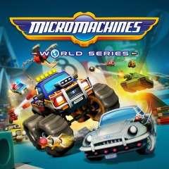 Micro Machines World Series sur pc (dématérialisé - Steam)