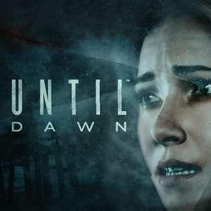 Until Dawn sur PS4 (Dématérialisé)