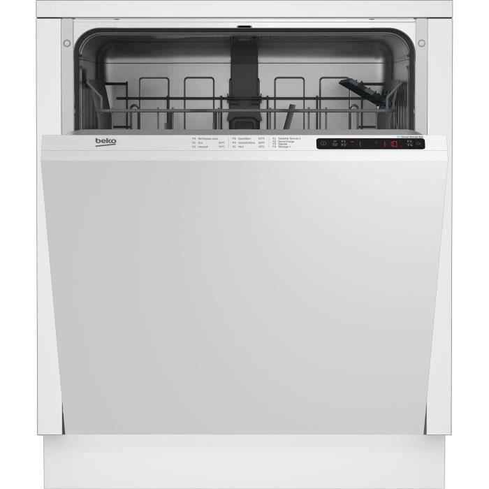 Lave vaisselle encastrable Beko LVI72F - 13 couverts