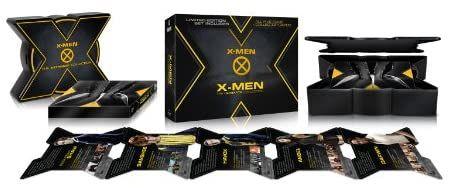 Coffret Blu-ray X-Men (5 Films) - Édition Spéciale Collector (edit baisse de prix)