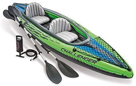 Kayak Intex Challenger K2 (68306NP) - 351 x 76 x 38 cm