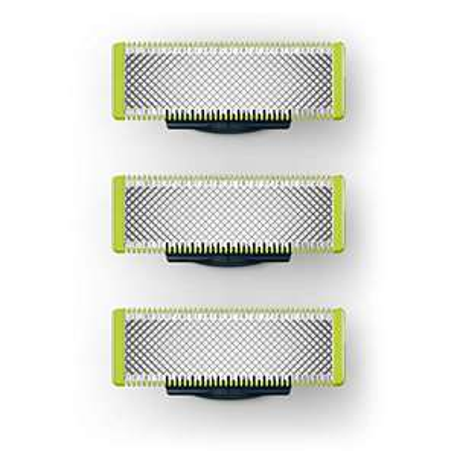 Lot de 3 Lames de remplacement Philips OneBlade QP230/50