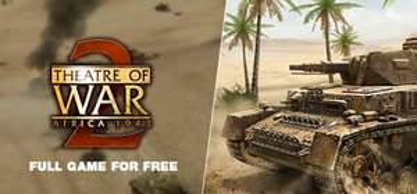 Theatre of War 2: Africa 1943 Gratuit sur PC (Dématérialisé - DRM-Free)