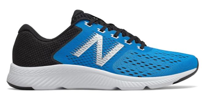 Chaussures New Balance DRFT Trainers pour Homme - Noir ou Bleu, Diverses tailles