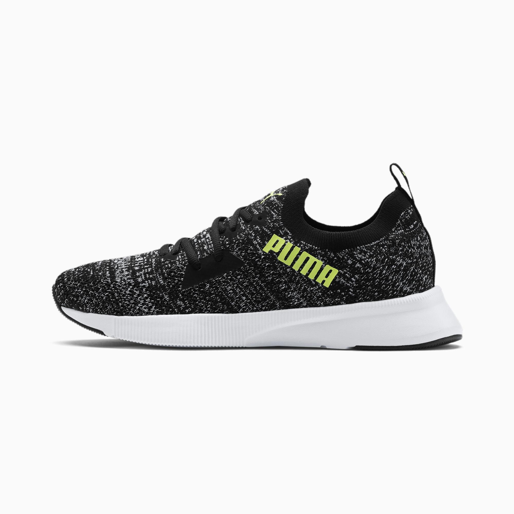 Chaussures de course Puma Flyer Runner Engineered Knit pour Homme - Tailles 39 à 47