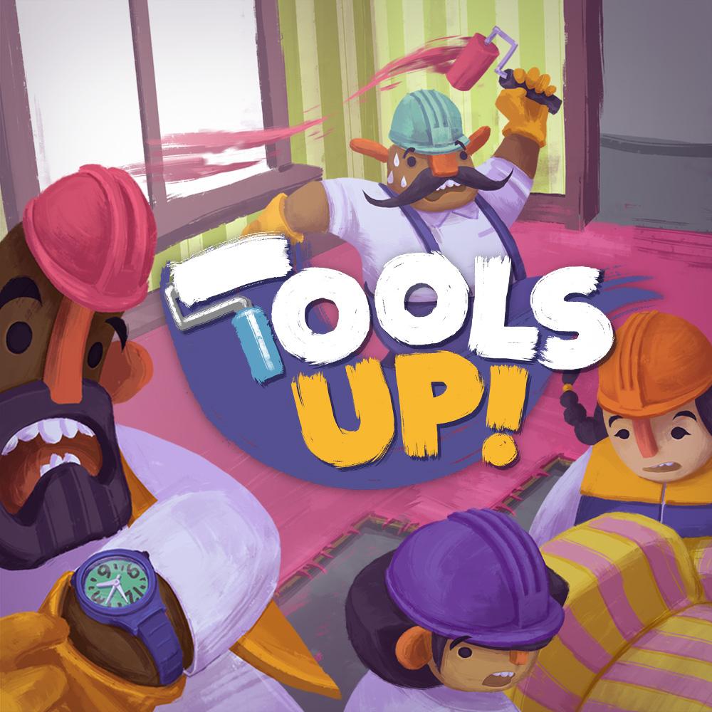 Tools Up! sur Nintendo Switch (Dématérialisé)