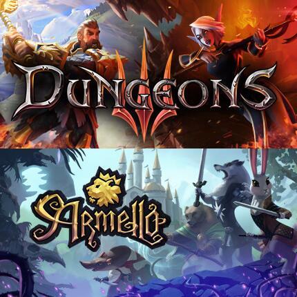 [Gold] Sélection de jeux offerts en mai (dématérialisés) - Dungeons 3 et Armello offerts sur Xbox One, Lego Batman et Tropico 4 sur Xbox 360