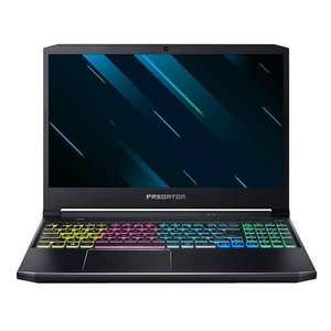 "PC portable 15.6"" Acer Predator Helios 300 PH315-53-72AB - Full HD 144 Hz, i7-10750H, 16 Go RAM, 512 Go SSD, RTX-2060 (6 Go), Windows 10"