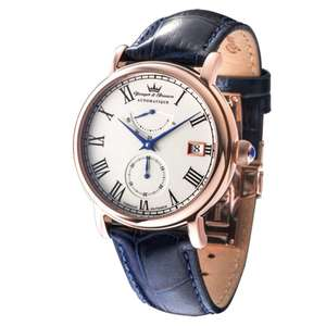 Montre Yonger & Bresson Chambord YBH 8356-04 VS - Rose Gold, 39 mm (yongerbresson.com)